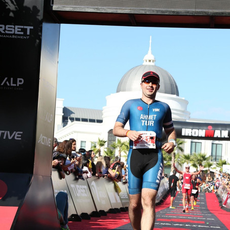 Race Report - Ironman 70.3 Turkey