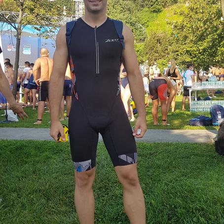 Race Report - Bosphorus Cross Continental Swim