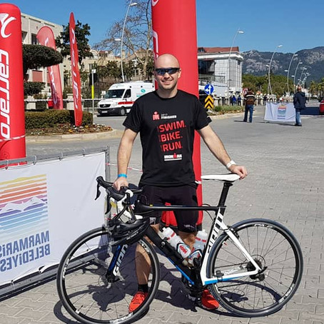 Race Report - Marmaris Sprint Duathlon 2019