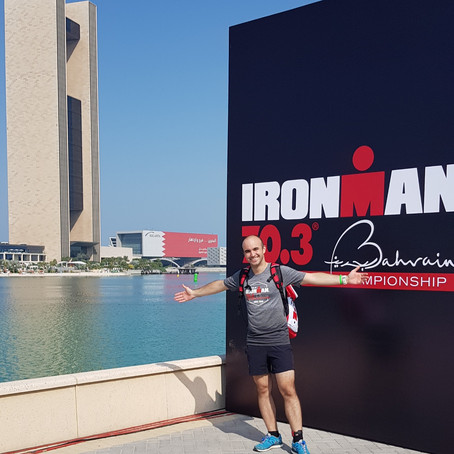Race Report - Ironman 70.3 Bahrain