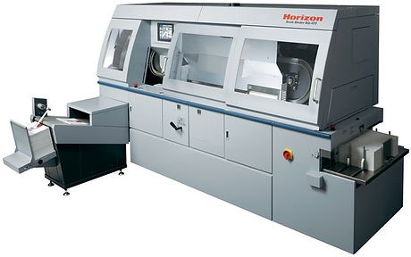 Our Horizon BQ 470 produces our digital PUR service for the printing industry