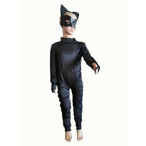 Disfraz Cat Noir de la Serie LadyBug Excelente