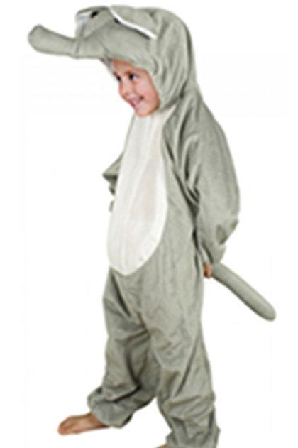 Disfraz Elefante Excelente Calidad Tododisfraceschile