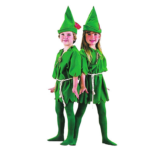 Disfraz Peter Pan Unisex