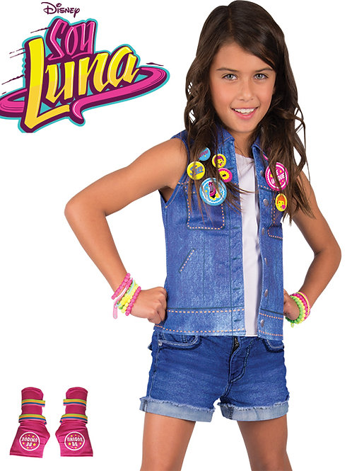 Disfraz Soy Luna Original Disney