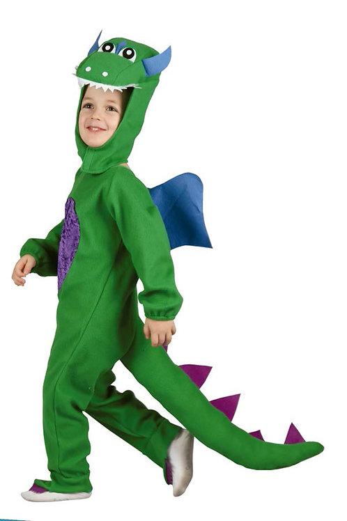 Disfraz Dragon Dinosaurio Excelente Calidad De Confección