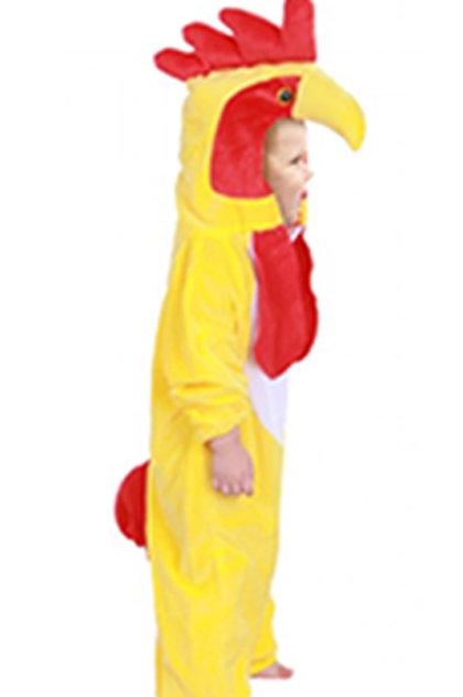 Disfraz Gallo Excelente Calidad Tododisfraceschile