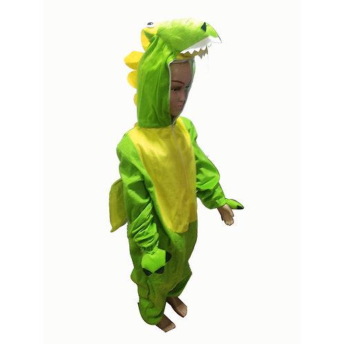 Disfraz Dragon Dinosaurio con alitas excelente