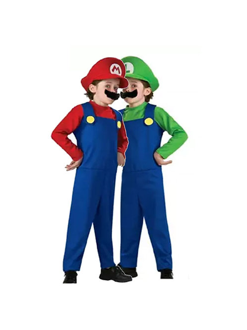 Disfraz Mario Bross o Luigi