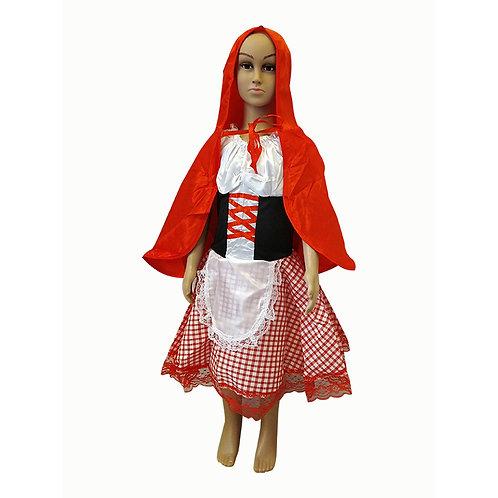 Disfraz Caperucita Roja Deluxe