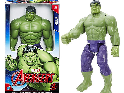 Figura Hulk Marvel Original 30cm Articulado Super Calidad