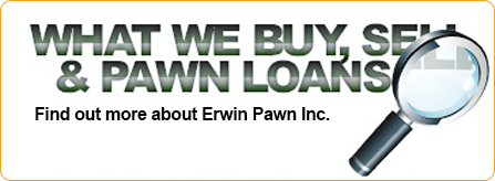 Find Out More About Erwin Pawn