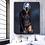 Digital NFT Artwork of female Mandalorian