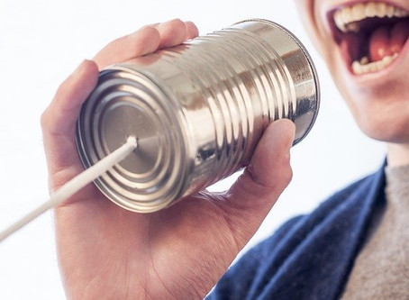 Kommunikation - Eine Kette von Missverständnissen...?!