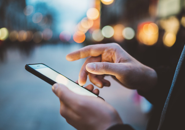 Texting to clarify - preventing and restoring