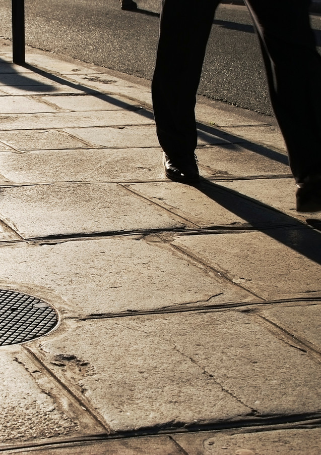Not stepping on cracks - Preventing