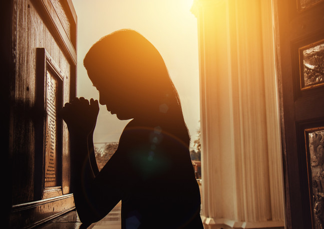 Confessing/Praying - Restoring