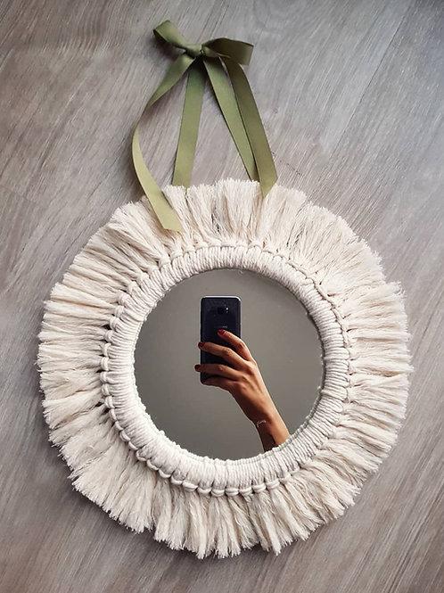 Colgante espejo