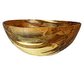 Large Ambrosia Maple Bowl