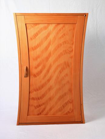 Hourglass Cabinet