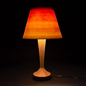 Table Lamp Glowing Shade