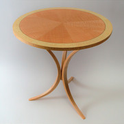 Curley Maple Table