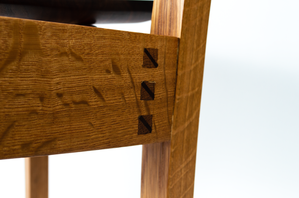 Coopered Chair Detail