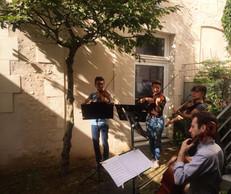 Ensemble Osmose - Visite Guidée - 14/08/19