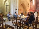 Répétition église de Saint-Sornin