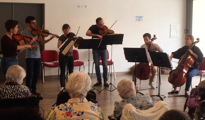 Ensemble Osmose - EPHAD - 14/08/19