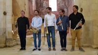 Quintette de Cuivres - Saint-Sornin - 17/08/19