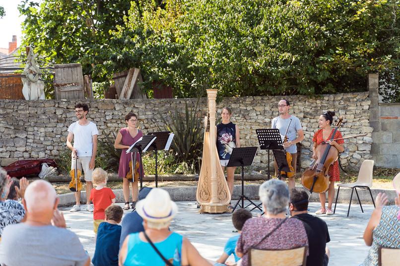 Parc Ranson Bourcefranc-le-chapus 09/08/2020
