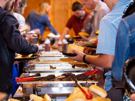 Catered Food Service - What Works Best?