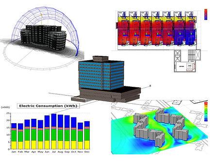 ECBC, Energy Simulation