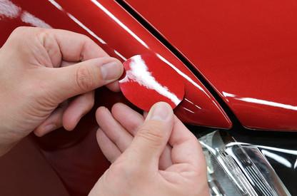 Подбор красок для кузовного ремонта автомобиля