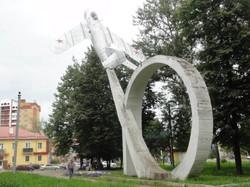 Самолет Светланы Савицкой