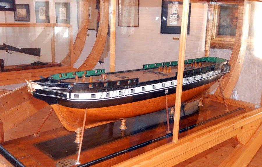 Музей Нахиомову Хмелита