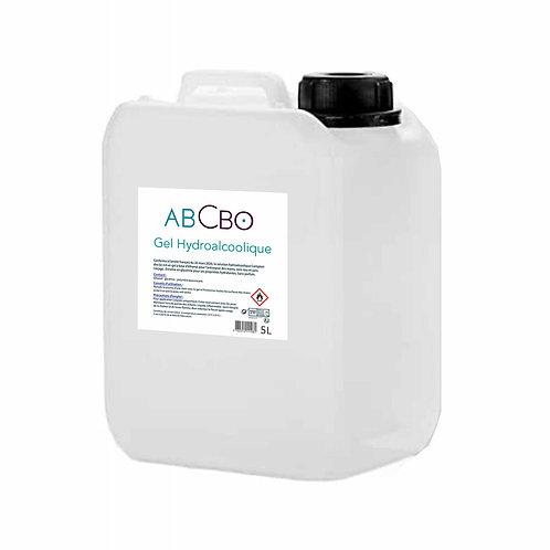 Gel hydroalcoolique (Bidon de 5L)