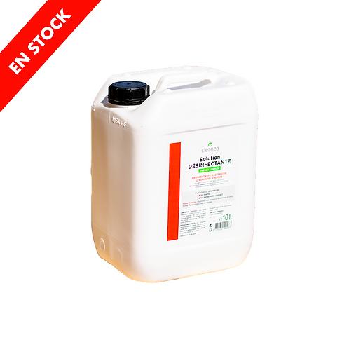 Solution hydroalcoolique 10L