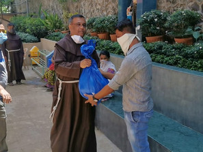 Joy is Being Franciscan in Service to the Poor and the Needy