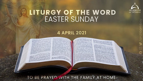Liturgy - Easter Sunday - April 4, 2021