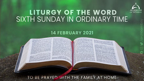 Liturgy of the Word - February 14, 2021