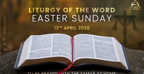 Liturgy of the Word: Easter Sunday