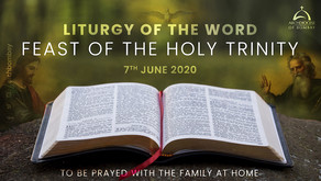 Liturgy of the Word - Holy Trinity Sunday