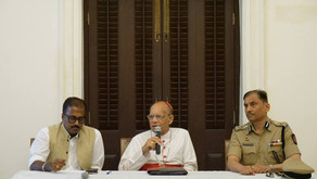 COMMISSIONER OF POLICE MEETS WITH LEADERS OF CHRISTIAN CHURCHES REGARDING SECURITY MEASURES