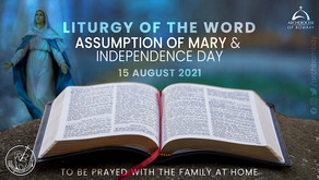 Liturgy of the Word - August 15, 2021