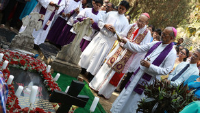 Marol, Marathi and Maths!  Commemoration of the Birth Centenary of the late Cardinal Simon Pimenta