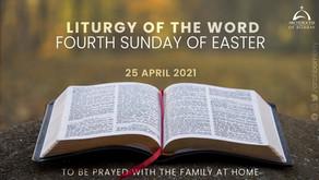 Liturgy - April 25, 2021