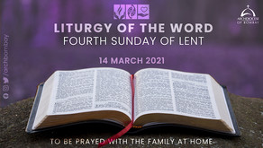 Liturgy of the Word - March 14, 2021