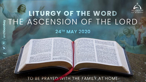 Liturgy of the Word - The Ascension of the Lord